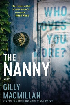 The Nanny (eBook, ePUB) - Macmillan, Gilly