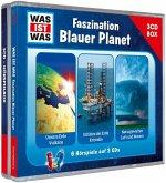 Was ist was 3-CD Hörspielbox - Faszination Blauer Planet, 3 Audio-CD