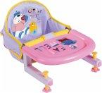 Zapf Creation® 828007 - BABY born Tischsitz, Puppenzubehör 43 cm