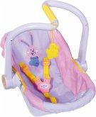 Zapf Creation® 829189 - BABY born Komfortsitz mit 2-in1-Funktion, Puppenzubehör 43 cm
