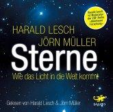 Sterne, Audio-CD (MP3-Format)