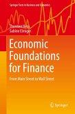 Economic Foundations for Finance (eBook, PDF)