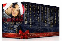 Christmas at Mistletoe Lodge (eBook, ePUB)