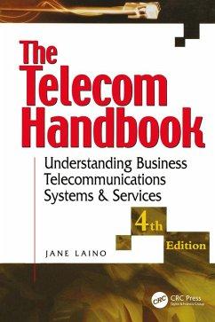 The Telecom Handbook (eBook, PDF) - Laino, Jane