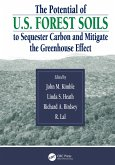 The Potential of U.S. Forest Soils to Sequester Carbon and Mitigate the Greenhouse Effect (eBook, ePUB)