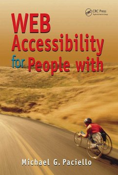 Web Accessibility for People with Disabilities (eBook, PDF) - Paciello, Mike