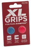 XL Grips for N-Switch - Neon Blue / Neon Red