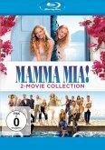 Mamma Mia! + Mamma Mia: Here We Go Again! BLU-RAY Box