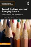 Spanish Heritage Learners' Emerging Literacy (eBook, PDF)