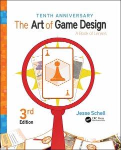 The Art of Game Design (eBook, PDF) - Schell, Jesse