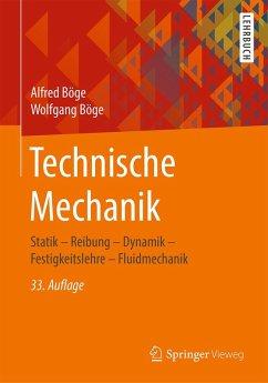 Technische Mechanik (eBook, PDF) - Böge, Alfred; Böge, Wolfgang