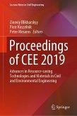 Proceedings of CEE 2019 (eBook, PDF)