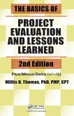 The Basics of Project Evaluation and Lessons Learned (eBook, PDF)