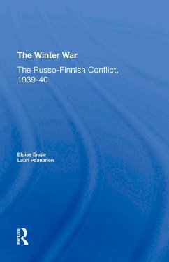 The Winter War (eBook, ePUB) - Engle, Eloise; Paananen, Lauri; Paananen, Eloise Engle