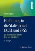 Einführung in die Statistik mit EXCEL und SPSS (eBook, PDF)