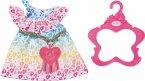 Zapf Creation® 829219 - BABY born Rainbow Leo Kleid, Puppenbekleidung, 43cm