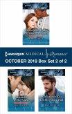 Harlequin Medical Romance October 2019 - Box Set 2 of 2 (eBook, ePUB)