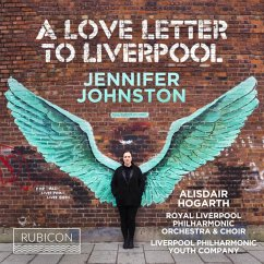 A Love Letter To Liverpool - Johnston,Jennifer/Royal Liverpool Philharmonic Orc