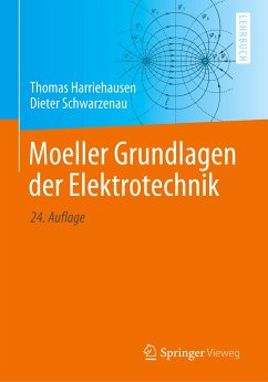 Moeller Grundlagen der Elektrotechnik - Harriehausen, Thomas; Schwarzenau, Dieter