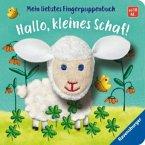 Mein liebstes Fingerpuppenbuch: Hallo, kleines Schaf!