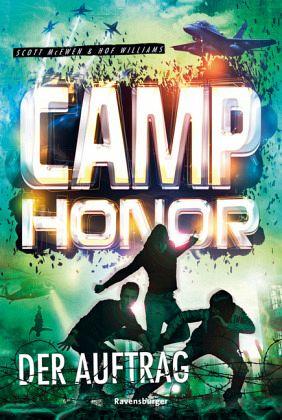 Buch-Reihe Camp Honor