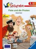 Fiete und die Piraten / Leserabe - 1.Lesestufe Bd.2