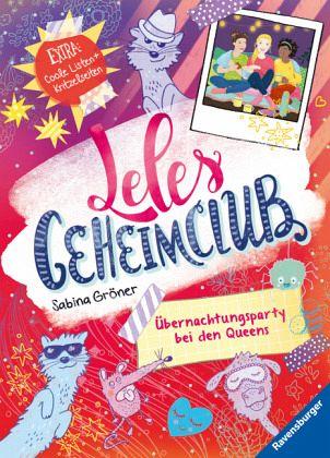 Buch-Reihe Leles Geheimclub