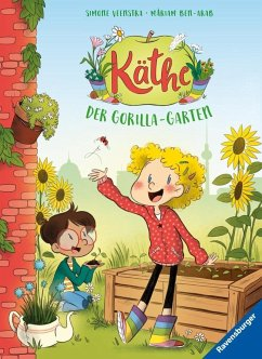 Der Gorilla-Garten / Käthe Bd.1 - Loose, Anke;Veenstra, Simone