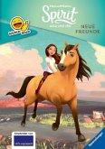 Dreamworks Spirit Wild und Frei: Neue Freunde / leichter lesen Bd.5