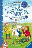 Eine Ziege in der Schule / Wir Kinder vom Kornblumenhof Bd.4