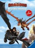 Dreamworks Dragons: Die größten Abenteuer für Erstleser