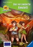 Das verzauberte Amulett / leichter lesen Bd.1