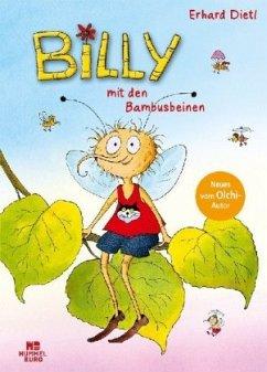 Billy mit den Bambusbeinen - Dietl, Erhard