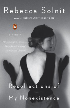 Recollections of My Nonexistence (eBook, ePUB) - Solnit, Rebecca