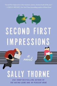 Second First Impressions (eBook, ePUB) - Thorne, Sally