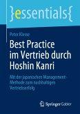 Best Practice im Vertrieb durch Hoshin Kanri (eBook, PDF)