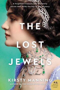 The Lost Jewels (eBook, ePUB) - Manning, Kirsty