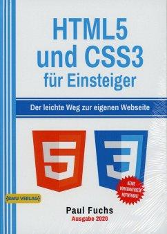 HTML5 und CSS3 für Einsteiger - Fuchs, Paul
