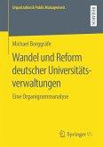 Wandel und Reform deutscher Universitätsverwaltungen (eBook, PDF)