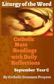 Liturgy of the Word Catholic Mass Readings With Daily Reflections for September2019 (eBook, ePUB)