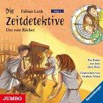 Die Zeitdetektive. Der rote Rächer. Ein Krimi aus dem alten Rom [2] (MP3-Download)