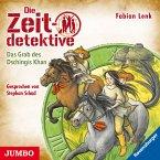 Die Zeitdetektive. Das Grab des Dschingis Khan. Ein Krimi aus der Mongolei [3] (MP3-Download)