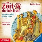 Kleopatra und der Biss der Kobra / Die Zeitdetektive Bd.15 (MP3-Download)