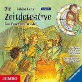 Die Zeitdetektive. Das Feuer des Druiden. Ein Krimi aus der Zeit der Gallier [18] (MP3-Download)