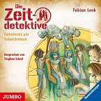 Die Zeitdetektive. Das Geheimnis um Tutanchamun. Ein Krimi aus dem alten Ägypten [5] (MP3-Download)