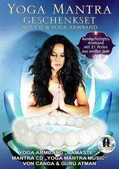 Yoga Mantra Geschenkset Mit Cd & Yoga Armband - Canda & Guru Atman