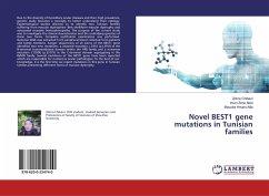 Novel BEST1 gene mutations in Tunisian families