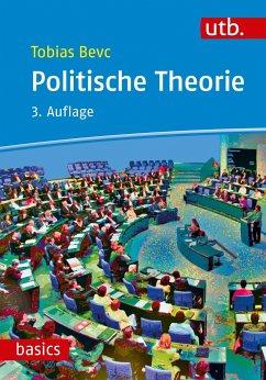 Politische Theorie - Bevc, Tobias