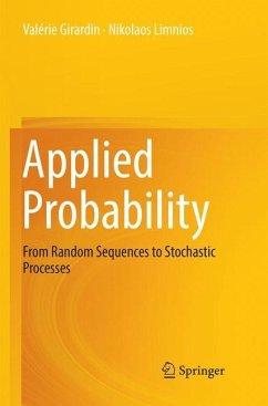 Applied Probability - Girardin, Valérie;Limnios, Nikolaos
