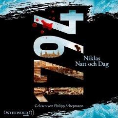 1794 / Winge und Cardell ermitteln Bd.2 (2 MP3-CDs) - Natt och Dag, Niklas